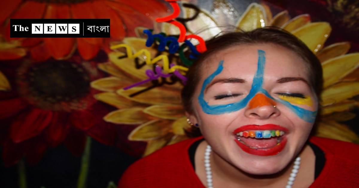 দাঁতের রঙে রামধনু ফ্যাশানের নতুন ট্রেন্ড কলকাতাতেও/The News বাংলা