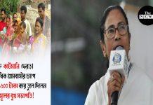 কাটমানি ফেরত দিয়ে, দুর্নীতি স্বীকার তৃণমূল নেতা/The News বাংলা