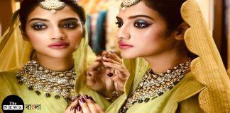 জমজমাট অভিনেত্রী সাংসদ নুসরাতের বিয়ে, বাড়িতে চাঁদের হাট/The News বাংলা